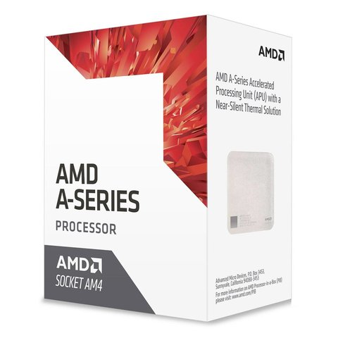 PROCESADOR AMD A6-9500E 3.4 GHZ AM4 (NPR209)