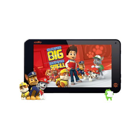Tablet LEVEL-UP Paw Patrol Team 9P/Quad-Core/1GB/8GB/Dual Cam (NTA102)