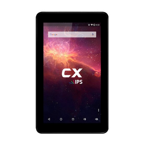 Tablet CX 7P/Quad-Core/1GB/16GB CX9011 + Funda (NTA210)
