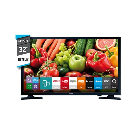 TV Smart SAMSUNG 32P Led HD 32J4300 (NTV130)
