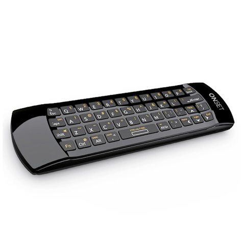 Teclado ONSET Multifunción inalámbrico Smart TV y PC SK350 (NTV203)