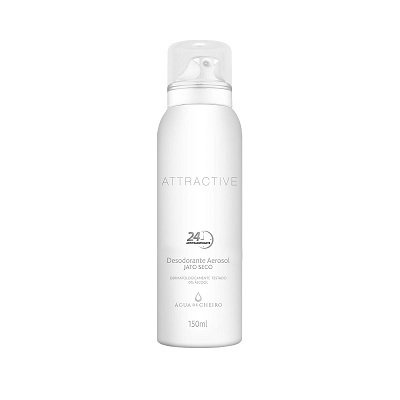 DESODORANTE AEROSOL ATTRACTIVE 150ML