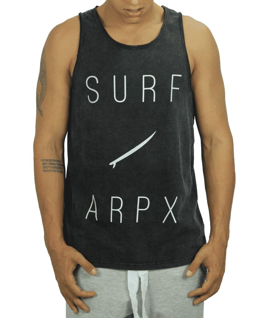 84bf0ec2aec4c Regata Masculina Preta Surf ARPX