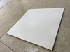 Porcelanato Rectificado Blanco Mate 30x30 Mayen