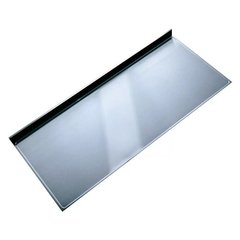 Mesada Johnson Acero Inoxidable  100 X 61 Ciega Lisa 1,00
