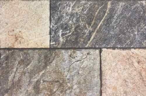 Revestimiento ceramico tabarca gris simil piedra pared - Revestimiento de paredes exteriores baratos ...