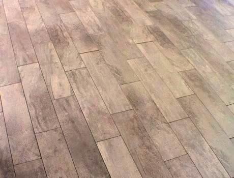 Porcelanato madera rectificado 15x90 macarena piso pared for Porcelanato rectificado