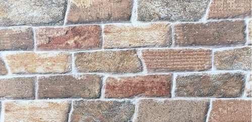 Cer mica para pared savane cambe imitacion piedra - Imitacion piedra pared ...