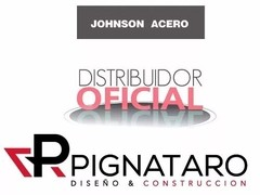 Mesada Johnson Acero Inoxidable 180 X 61cm Bacha Simple 1.80 - Pignataro Diseño & Construccion