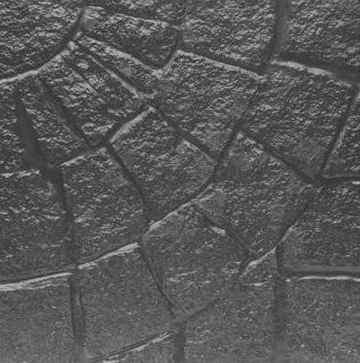 Baldosones Cemento 40 X 40 Negro Cuadricula