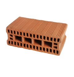 Ladrillo portante 12x19x33