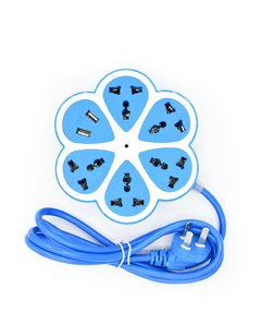 Adaptador multiple + USB - comprar online