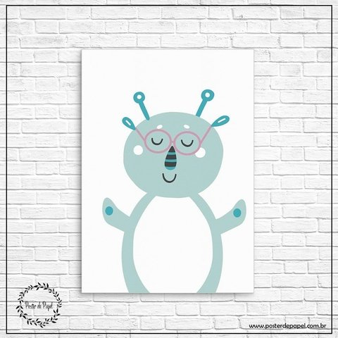 Poster Duplo Chubby - comprar online
