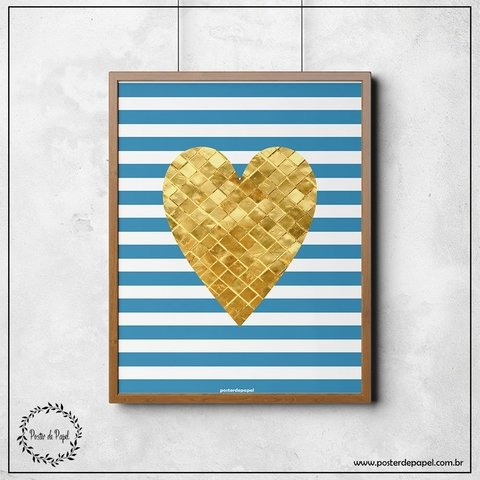 Poster Golden Hearth