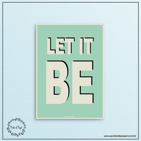 Combo Let It Be - comprar online