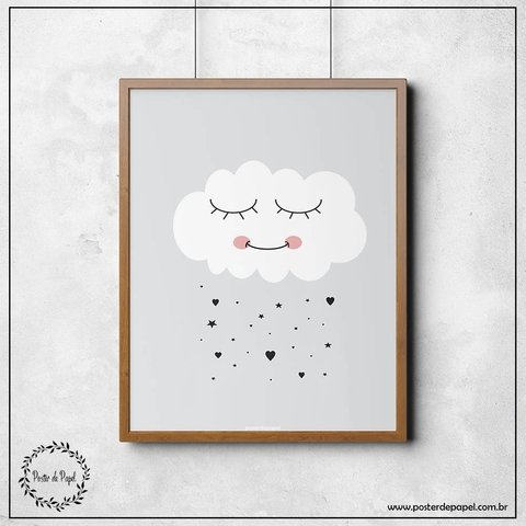 Poster Infantil Sleep Eyes