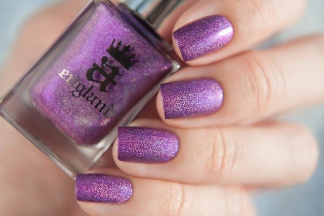 Esmalte A-England Crown of Thistles