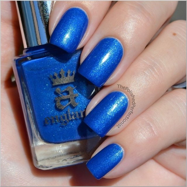 Esmalte A-England Order of the garter