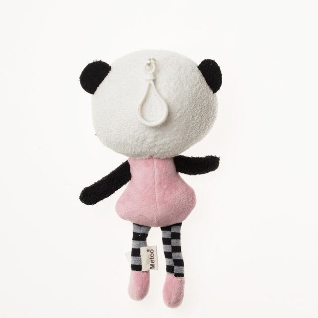 Mini Metoo Jimbao Panda Chaveiro - Betsy Decor