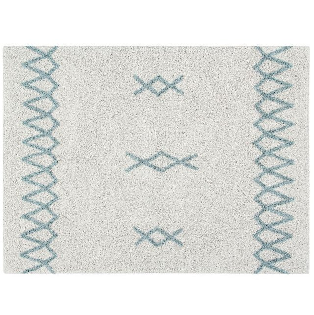 Tapete Atlas Azul Vintage 1,20 x 1,60 - Lorena Canals