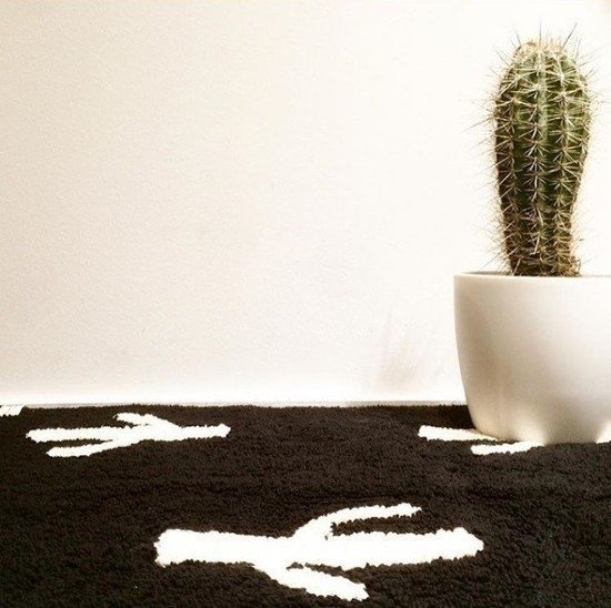 Tapete Cactus 1,40 x 2,00 - Lorena Canals na internet