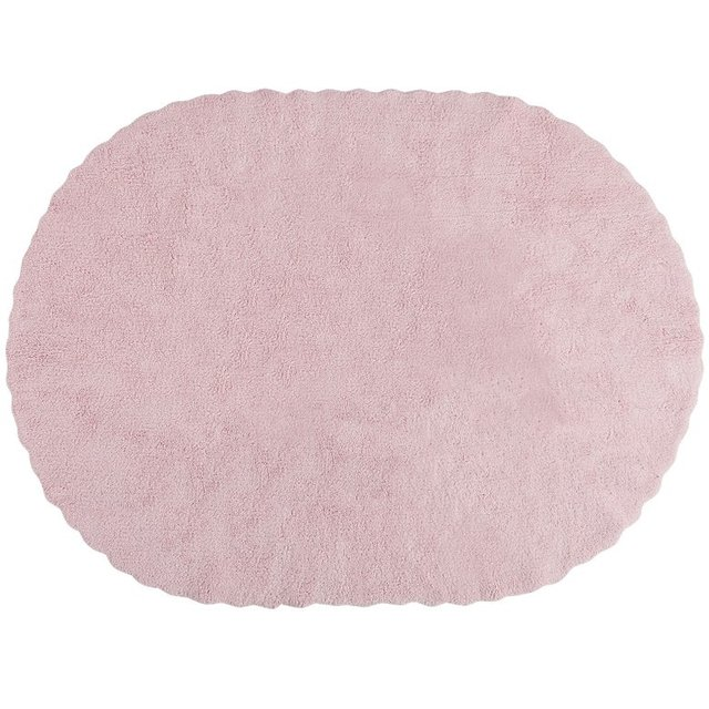 Tapete Oval Rosa 1,20 x 1,60 - Lorena Canals