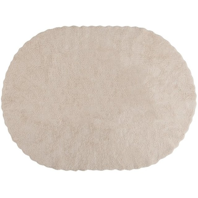 Tapete Oval Creme 1,20 x 1,60 - Lorena Canals