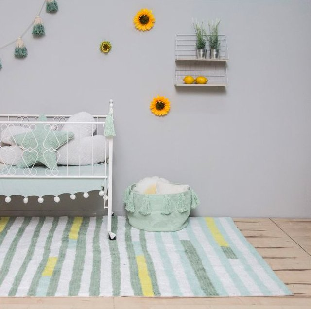 Tapete Happy Stripes 1,40 x 2,00 - Lorena Canals - loja online