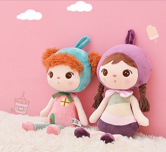 Boneca Metoo Jimbao Sweet Home - Betsy Decor