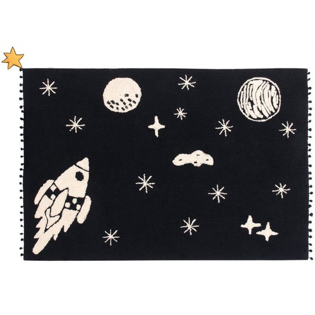Tapete Universo 1,40 x 2,00 - Lorena Canals - comprar online