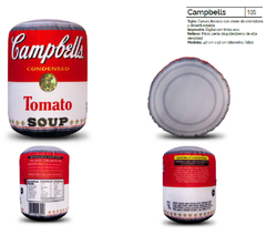 Puff Campbells Tomato Soup - comprar online