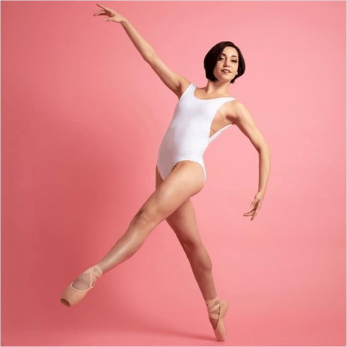 c9f5abe100 Collant Cava Max - Evidence Ballet 1102