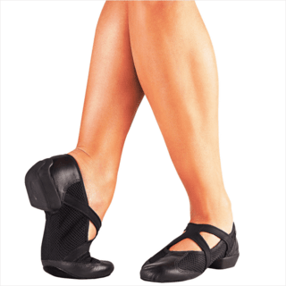 2c8541229d Sapato Split Sole Feminino para Jazz - Só Dança JZ100