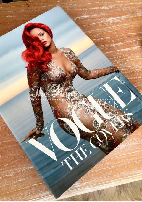 VOGUE, THE COVERS
