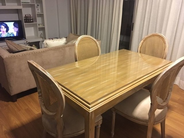 MESA DE COMEDOR ITALIANA - Comprar en The Home Project