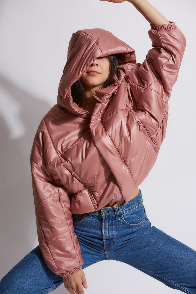 Campera Punga Rosa SOLD OUT