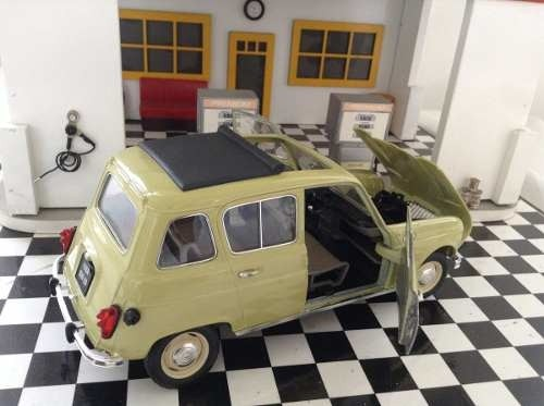Renault 4l - B Collection