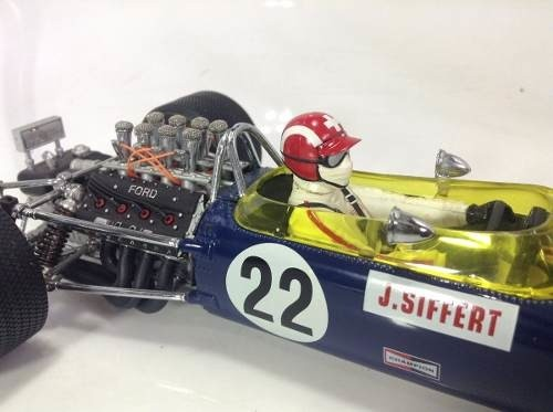 Lotus Type 49b Jo Siffert Exoto 1/18 - B Collection