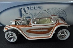 Beatnik Bandit Hot Wheels 1/18 - comprar online