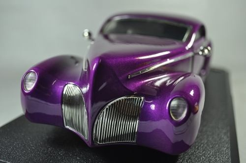 Lincoln Zephyr Hot Wheels 1/18 - comprar online
