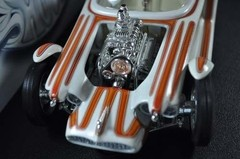 Beatnik Bandit Hot Wheels 1/18 - loja online
