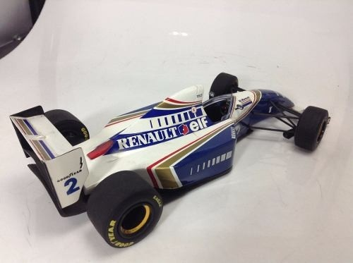 Williams Fw16 Nigel Mansell Minichamps 1/18 - B Collection