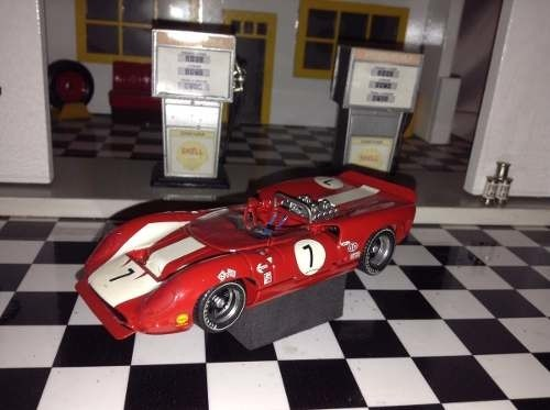 Lola T70 Spyder 1966 Best Models 1/43