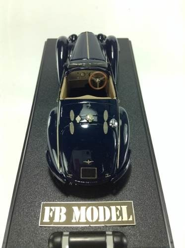 Alfa Romeo 8c 2900b Fb Models 1/43 - B Collection