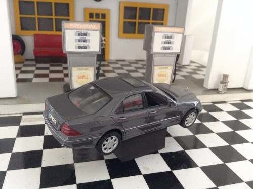 Mercedes S500 Maisto 1/43 - B Collection