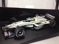 F1 Williams BMW FW22 Ralf Schumacher - Minichamps 1/18 - loja online