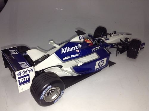 Williams Fw24 Juan Pablo Montoya Minichamps 1/18 - B Collection