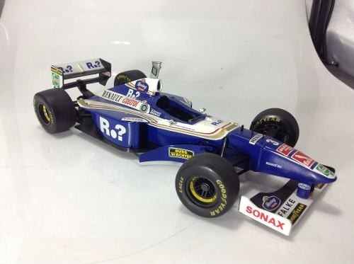 Williams Fw19 J.villeneuve Onyx 1/18 - loja online