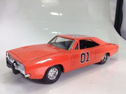 Dodge Charger 1969 General Lee Ertl 1/25