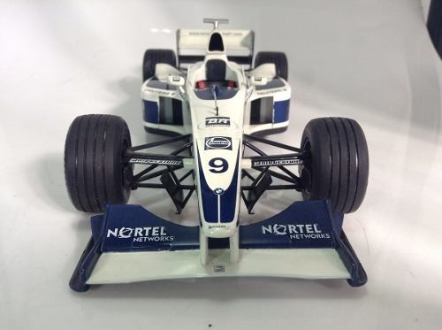 Williams Launch Car 2000 Schumacher Minichamps 1/18 - comprar online